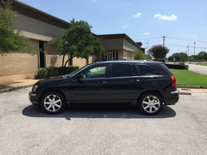 Chrysler Pacifica 2006 Limited AWD 4dr Wagon