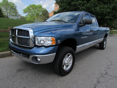 2004 Dodge Ram Pickup 2500 for sale in Somerville, MA