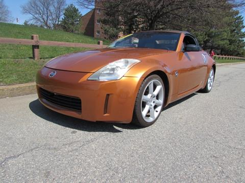 2005 Nissan 350Z for sale in Somerville, MA