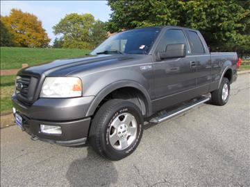 2004 Ford F-150 for sale in Somerville, MA