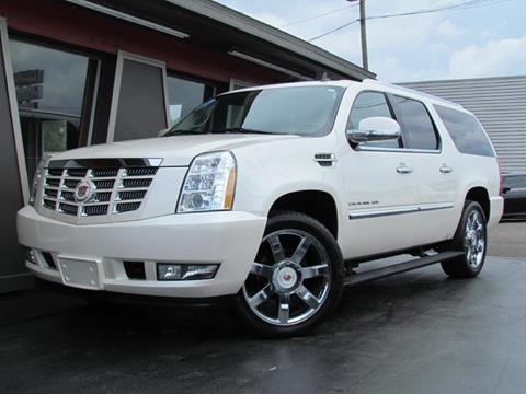 2011 Cadillac Escalade ESV for sale in Tampa, FL