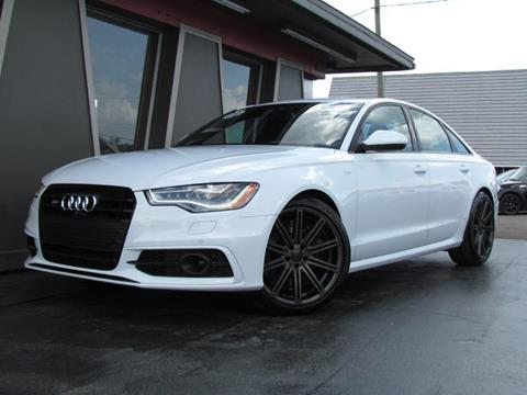 Audi s6 for sale in florida carsforsale 2015 audi s6 for sale in tampa fl sciox Images