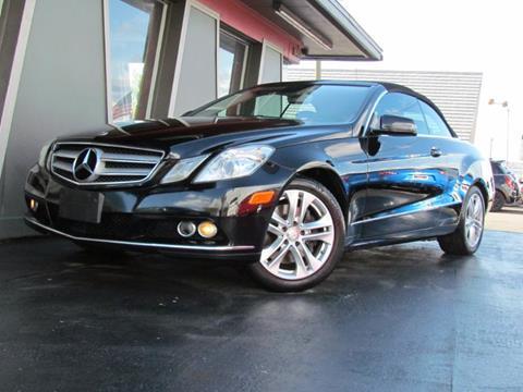 2011 Mercedes-Benz E-Class for sale in Tampa, FL