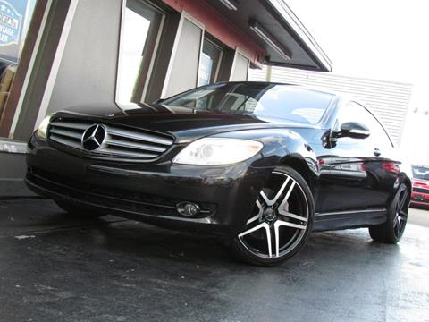 2007 Mercedes-Benz CL-Class for sale in Tampa, FL