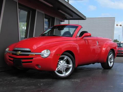 2005 Chevrolet SSR for sale in Tampa, FL