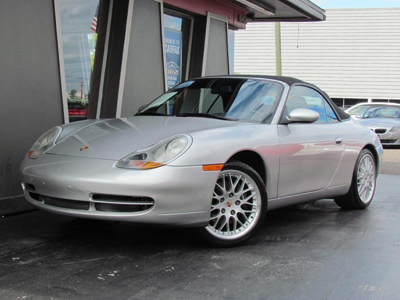Porsche 911 1999 CARRERA