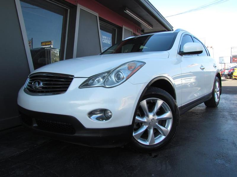 Infiniti EX35 2009 Base 4dr Crossover