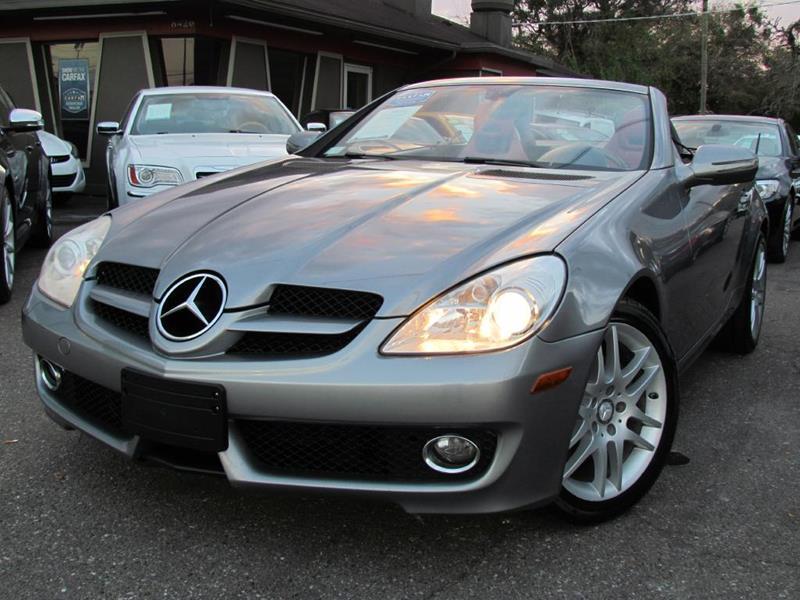 Mercedes-Benz SLK 2009 SLK 300 2dr Convertible