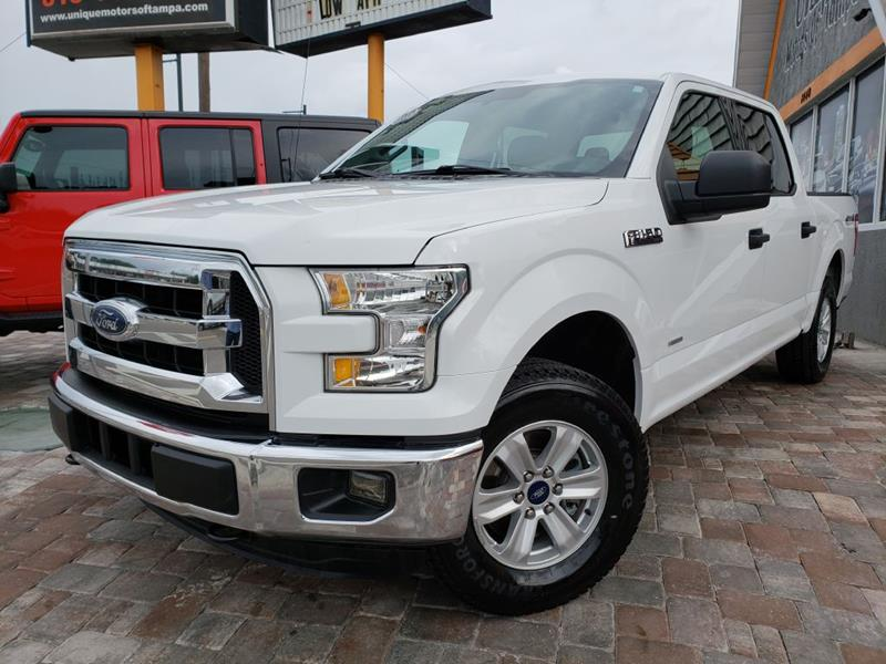 Ford F-150 2015 SUPERCREW