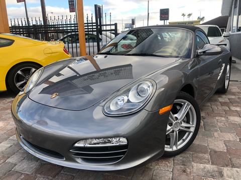 2011 Porsche Boxster for sale in Tampa, FL
