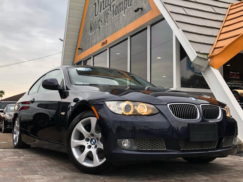 BMW 3 Series 2010 335i 2dr Coupe