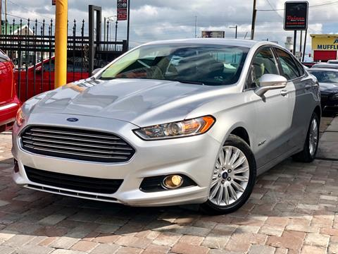 2013 Ford Fusion Hybrid for sale in Tampa, FL