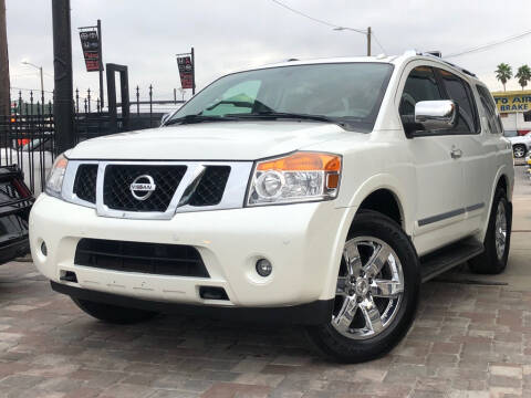 2013 Nissan Armada for sale at Unique Motors of Tampa in Tampa FL