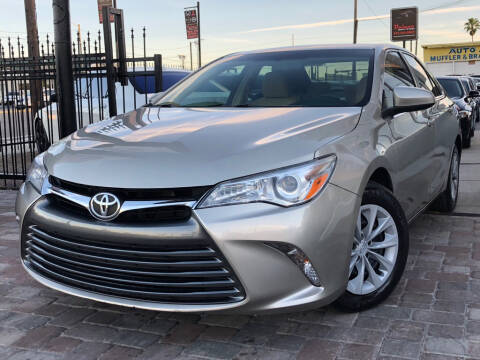 2015 Toyota Camry for sale at Unique Motors of Tampa in Tampa FL