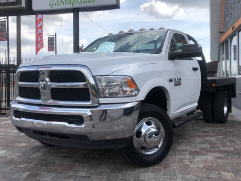 2014 RAM Ram Chassis 3500 for sale at Unique Motors of Tampa in Tampa FL