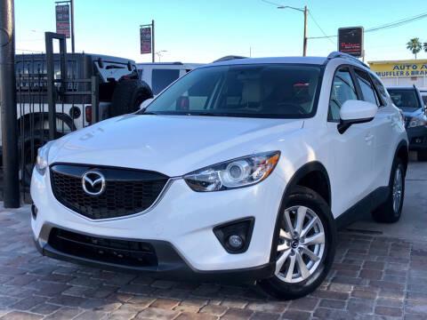 2014 Mazda CX-5 for sale at Unique Motors of Tampa in Tampa FL
