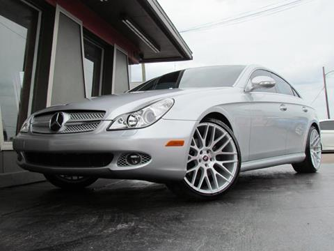 2008 Mercedes-Benz CLS for sale in Tampa, FL