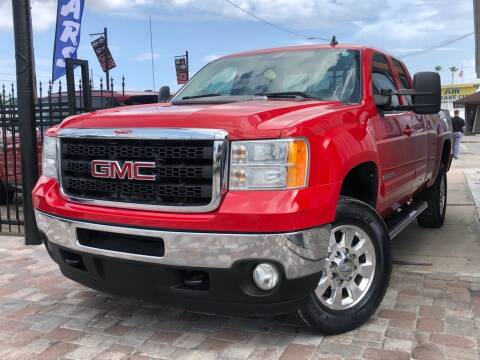 2011 GMC Sierra 2500HD for sale at Unique Motors of Tampa in Tampa FL