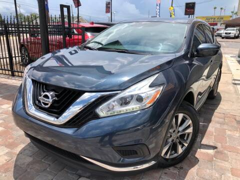 2017 Nissan Murano for sale at Unique Motors of Tampa in Tampa FL