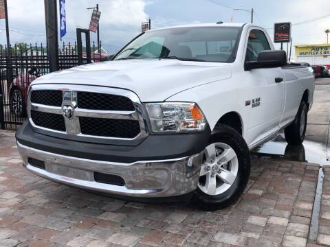 2016 RAM Ram Pickup 1500 for sale at Unique Motors of Tampa in Tampa FL
