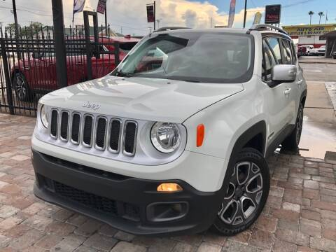 2015 Jeep Renegade for sale at Unique Motors of Tampa in Tampa FL
