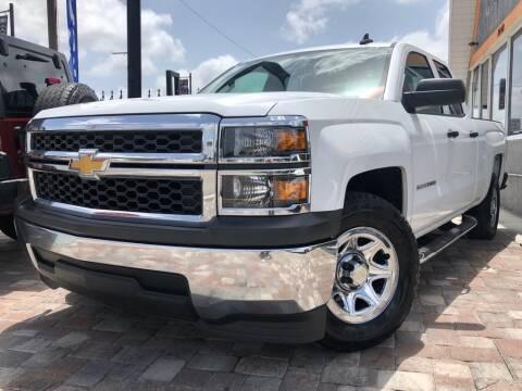 2015 Chevrolet Silverado 1500 for sale at Unique Motors of Tampa in Tampa FL