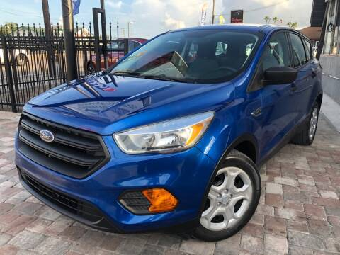 2017 Ford Escape for sale at Unique Motors of Tampa in Tampa FL