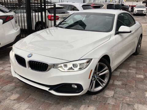 2016 BMW 4 Series for sale at Unique Motors of Tampa in Tampa FL