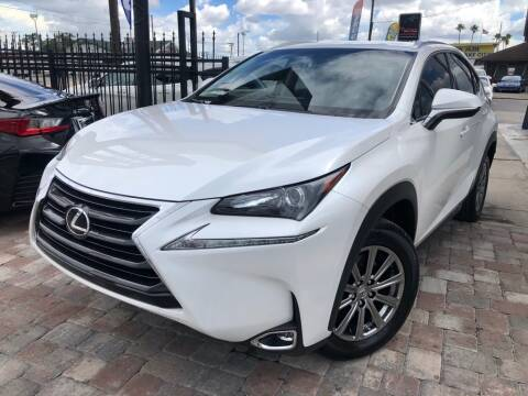 2017 Lexus NX 200t for sale at Unique Motors of Tampa in Tampa FL