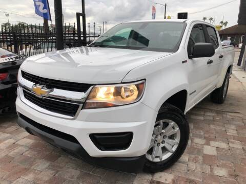 2016 Chevrolet Colorado for sale at Unique Motors of Tampa in Tampa FL