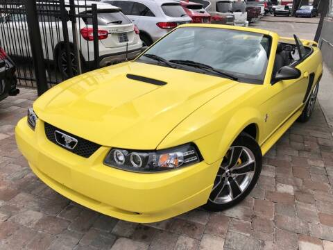2001 Ford Mustang for sale at Unique Motors of Tampa in Tampa FL