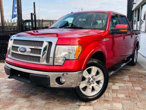 2010 Ford F-150 for sale at Unique Motors of Tampa in Tampa FL