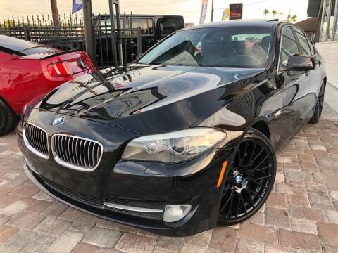 2011 BMW 5 Series for sale at Unique Motors of Tampa in Tampa FL