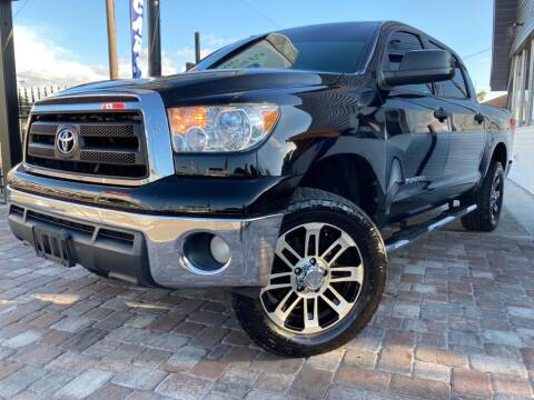 2012 Toyota Tundra for sale at Unique Motors of Tampa in Tampa FL