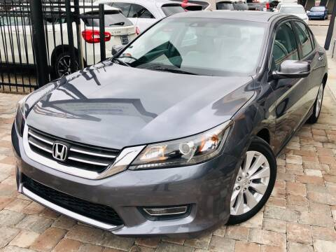 2013 Honda Accord for sale at Unique Motors of Tampa in Tampa FL