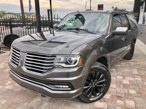 2017 Lincoln Navigator L for sale at Unique Motors of Tampa in Tampa FL