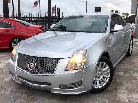 2010 Cadillac CTS for sale at Unique Motors of Tampa in Tampa FL