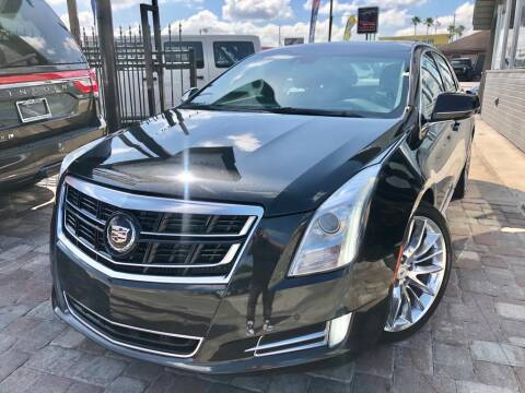 2014 Cadillac XTS for sale at Unique Motors of Tampa in Tampa FL
