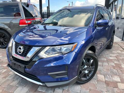 2017 Nissan Rogue for sale at Unique Motors of Tampa in Tampa FL