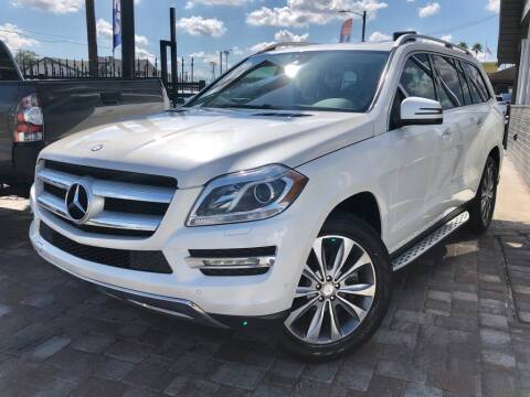 2013 Mercedes-Benz GL-Class for sale at Unique Motors of Tampa in Tampa FL