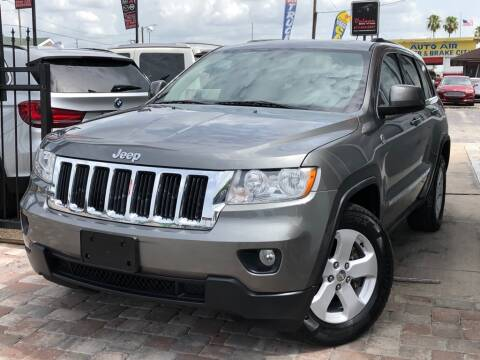 2011 Jeep Grand Cherokee for sale at Unique Motors of Tampa in Tampa FL