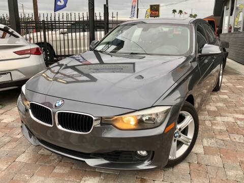2013 BMW 3 Series for sale at Unique Motors of Tampa in Tampa FL