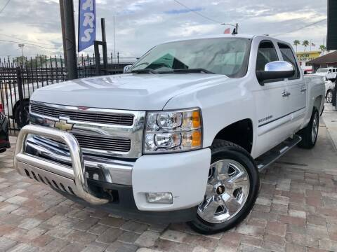 2011 Chevrolet Silverado 1500 for sale at Unique Motors of Tampa in Tampa FL