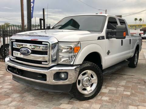 2012 Ford F-250 Super Duty for sale at Unique Motors of Tampa in Tampa FL