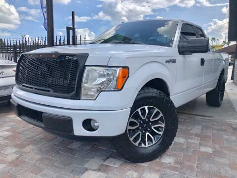 2014 Ford F-150 for sale at Unique Motors of Tampa in Tampa FL