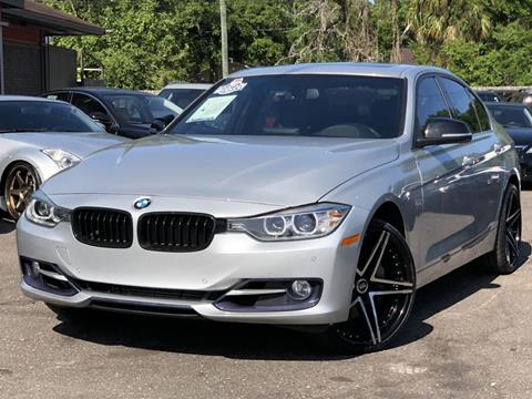2015 BMW 3 Series for sale at Unique Motors of Tampa in Tampa FL