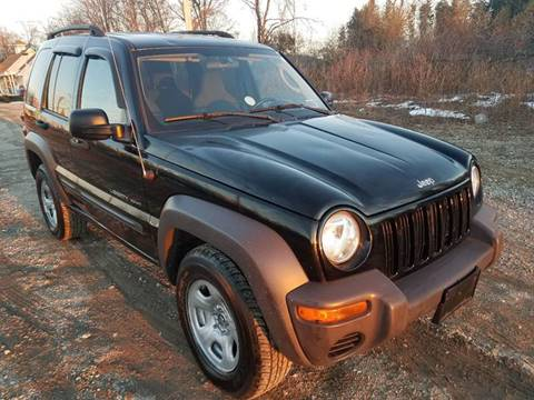2003 Jeep Liberty for sale in Lake Ronkonkoma, NY