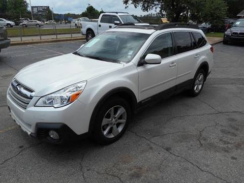 2013 Subaru Outback for sale in Acworth, GA