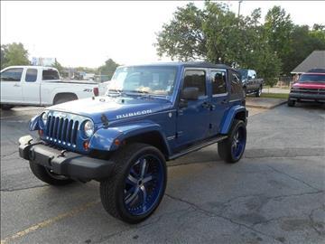 2010 Jeep Wrangler Unlimited for sale in Acworth, GA