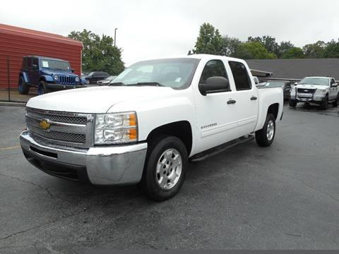 2012 Chevrolet Silverado 1500 for sale in Acworth, GA